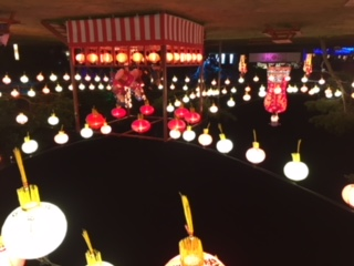 沖縄、琉球ランタンフェスティバル、美ら結、あべたみこ、仲間あずみ、うた、ライア、舞、