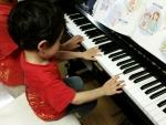 ピアノ、こども、うた。阿部民子、南城市、沖縄県、大里、ピアノ教室、平日、