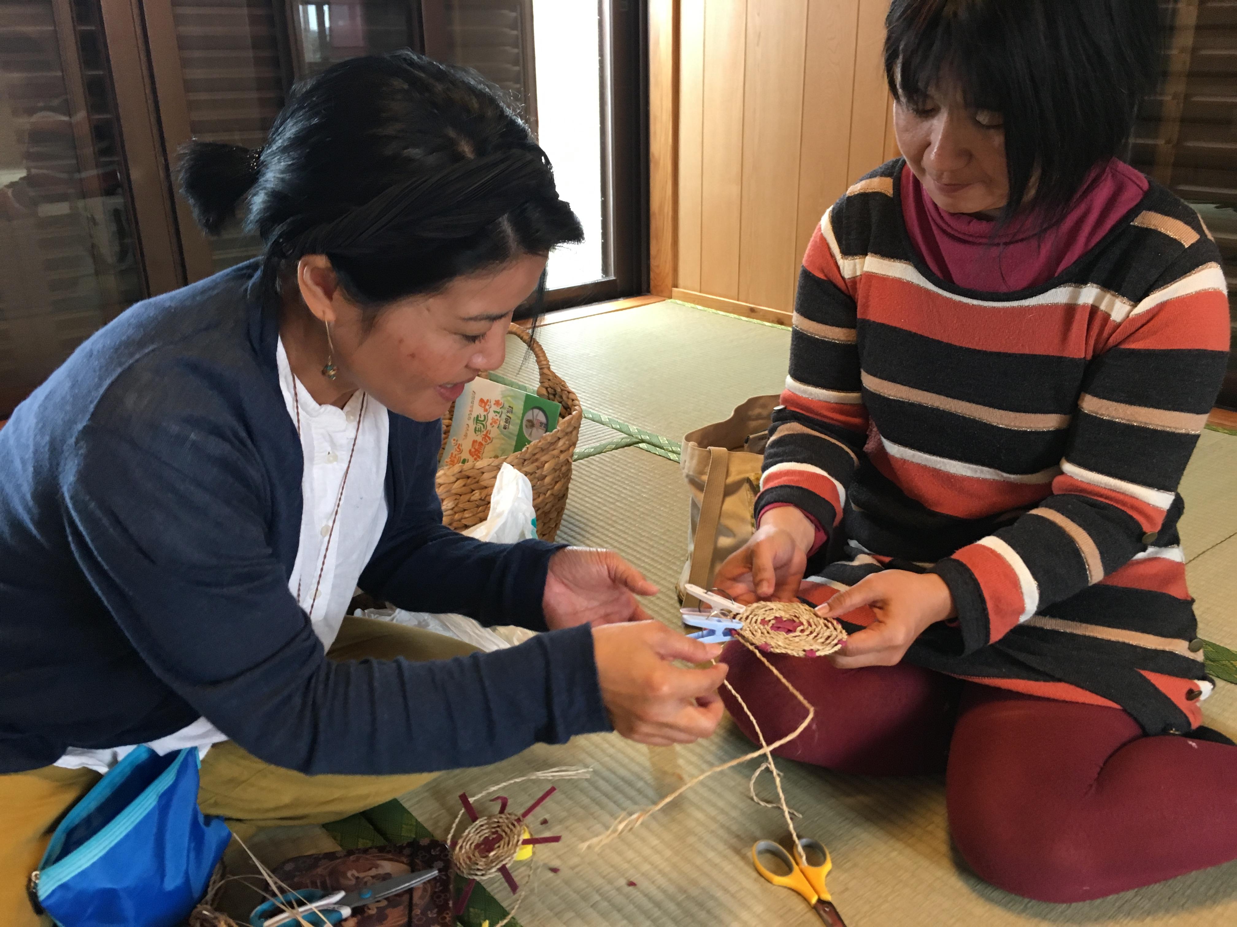沖縄県、八重瀬町、音楽教室、ドレミハウス、草木あみ